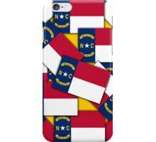 Smartphone Case - State Flag of North Carolina - Multiple III iPhone Case/Skin