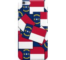 Smartphone Case - State Flag of North Carolina - Multiple IV iPhone Case/Skin