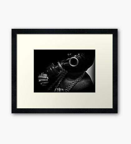'Oxygen '  Framed Print