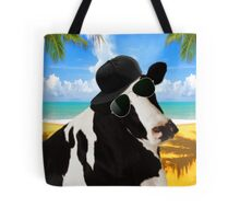 Cool Cow  Tote Bag