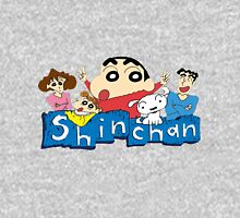 shinchan Women's Fitted Scoop T-Shirt