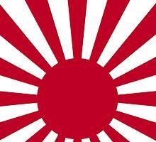 Smartphone Case - Flag of Japan (Ensign) I by Mark Podger