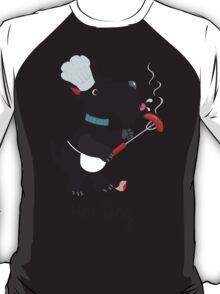 Scottie Dog, Hot Dog T-Shirt