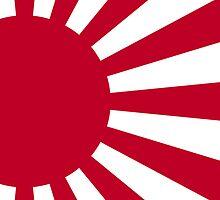 Smartphone Case - Flag of Japan (Ensign) II  by Mark Podger