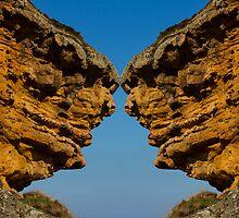 COVE BAY - HEAD TO HEAD by JASPERIMAGE