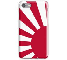Smartphone Case - Flag of Japan (Ensign) V iPhone Case/Skin