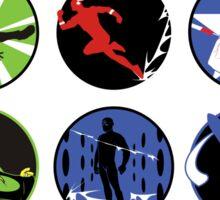 Hero Beginnings Sticker