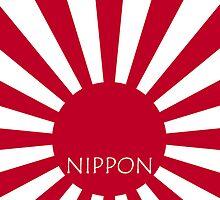 Smartphone Case - Flag of Japan (Ensign) VII by Mark Podger