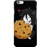 Chibi Jeff the Killer iPhone Case/Skin