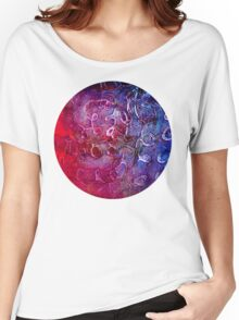 PVA blue Women's Relaxed Fit T-Shirt