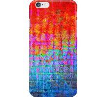 digital Color iPhone Case/Skin