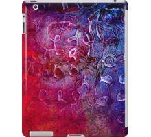 PVA blue iPad Case/Skin