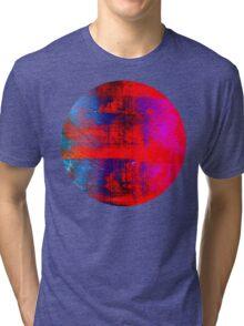 mixing modification Tri-blend T-Shirt