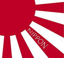 Smartphone Case - Flag of Japan (Ensign) XI by Mark Podger