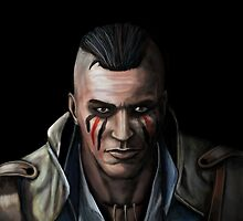 Assassins Creed 3 - Connor Kenway by SessaV