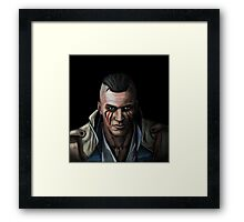 Assassins Creed 3 - Connor Kenway Framed Print