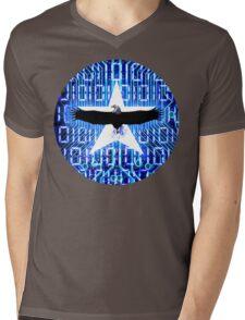 Program modification Mens V-Neck T-Shirt