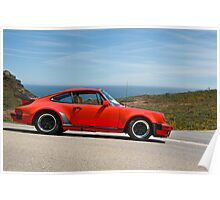 1984 Porsche TL 'Turbo Look' III Poster