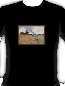 Monet Mashup Breaking Bad T Shirt T-Shirt