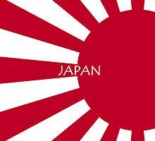 Smartphone Case - Flag of Japan (Ensign) XII by Mark Podger