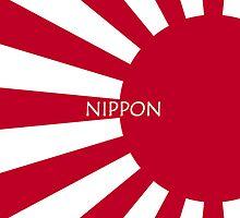 Smartphone Case - Flag of Japan (Ensign) XIII by Mark Podger