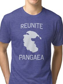 Reunite Pangaea Tri-blend T-Shirt