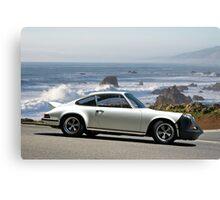 1982 Porsche 911 Turbo I Canvas Print