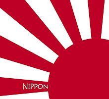 Smartphone Case - Flag of Japan (Ensign) XV by Mark Podger