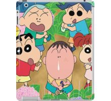 shinchan iPad Case/Skin