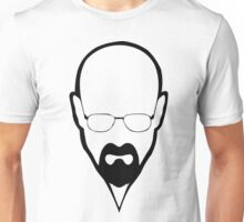 Breaking Bad | Walter Face Unisex T-Shirt