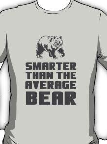 Smarter than your average bear T-Shirt
