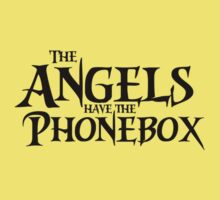 The Angels have the Phonebox Kids Clothes