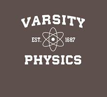 Varsity Physics. Est. 1687 Unisex T-Shirt