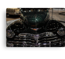 Vintage Chevrolet Fleetmaster - 5D20250 Canvas Print
