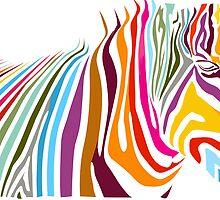 Zebra by graphicinvasion