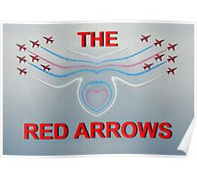 Red Arrows Poster Poster