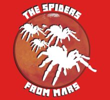 The Spiders From Mars by Oskar Strom