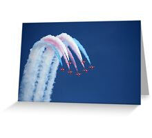 Smoke On! Greeting Card
