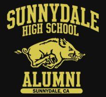 sunnydale high school alumni by LordOfTheShirt