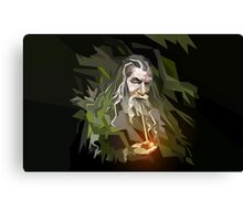 Lord of the Rings - Gandalf Canvas Print