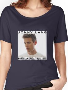 JONNY LANG MUSICIAN Women's Relaxed Fit T-Shirt