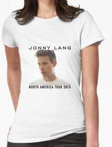 JONNY LANG MUSICIAN Womens Fitted T-Shirt
