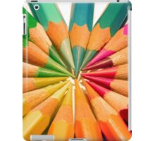 Pencils iPad Case/Skin