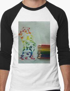 Colourful Pandas T-Shirt