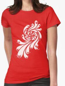 Happy Splash - 1-Bit Oddity - White Version Womens T-Shirt