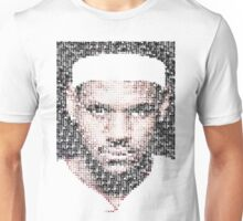 Lebron James Typo - Miami Heat NBA Basketball Unisex T-Shirt