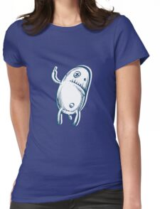 MONSTA 1 Womens Fitted T-Shirt