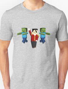 Mine cheal  Craft son  - Beat it T-Shirt