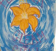 Flower, Gleam and Glow by Maegan Thomson