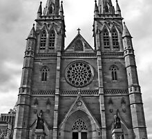 Saint Mary's Cathedral by Cassandra Jones